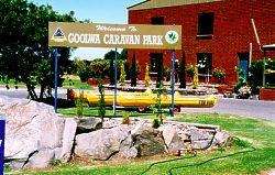 Goolwa Caravan Park - Accommodation Fremantle