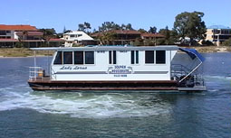 Dolphin Houseboat Holidays - Accommodation Fremantle