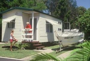 River Retreat Caravan Park - Accommodation Fremantle