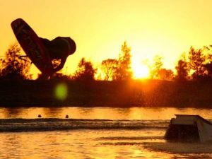 Bonney's WA Water Ski Park - Accommodation Fremantle