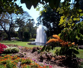 George Brown Darwin Botanic Gardens - Accommodation Fremantle