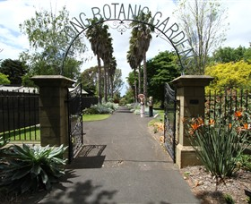 Friends of Geelong Botanic Gardens - Accommodation Fremantle