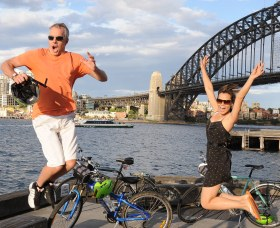 Bikebuffs - Sydney Bicycle Tours - Accommodation Fremantle