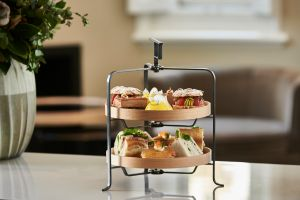 Afternoon Tea at The Treasury Lounge and Bar - Accommodation Fremantle
