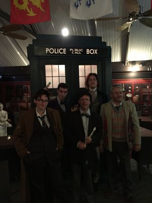 Dr Who Quiz Night - Accommodation Fremantle